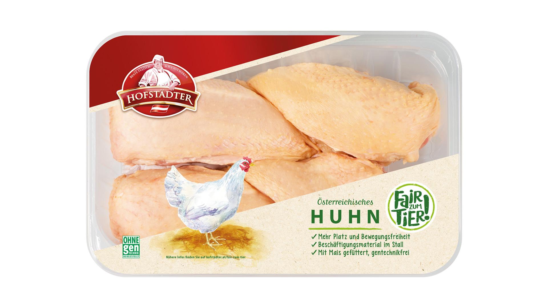 Hofstädter Hühnerbrüste 4 Stück