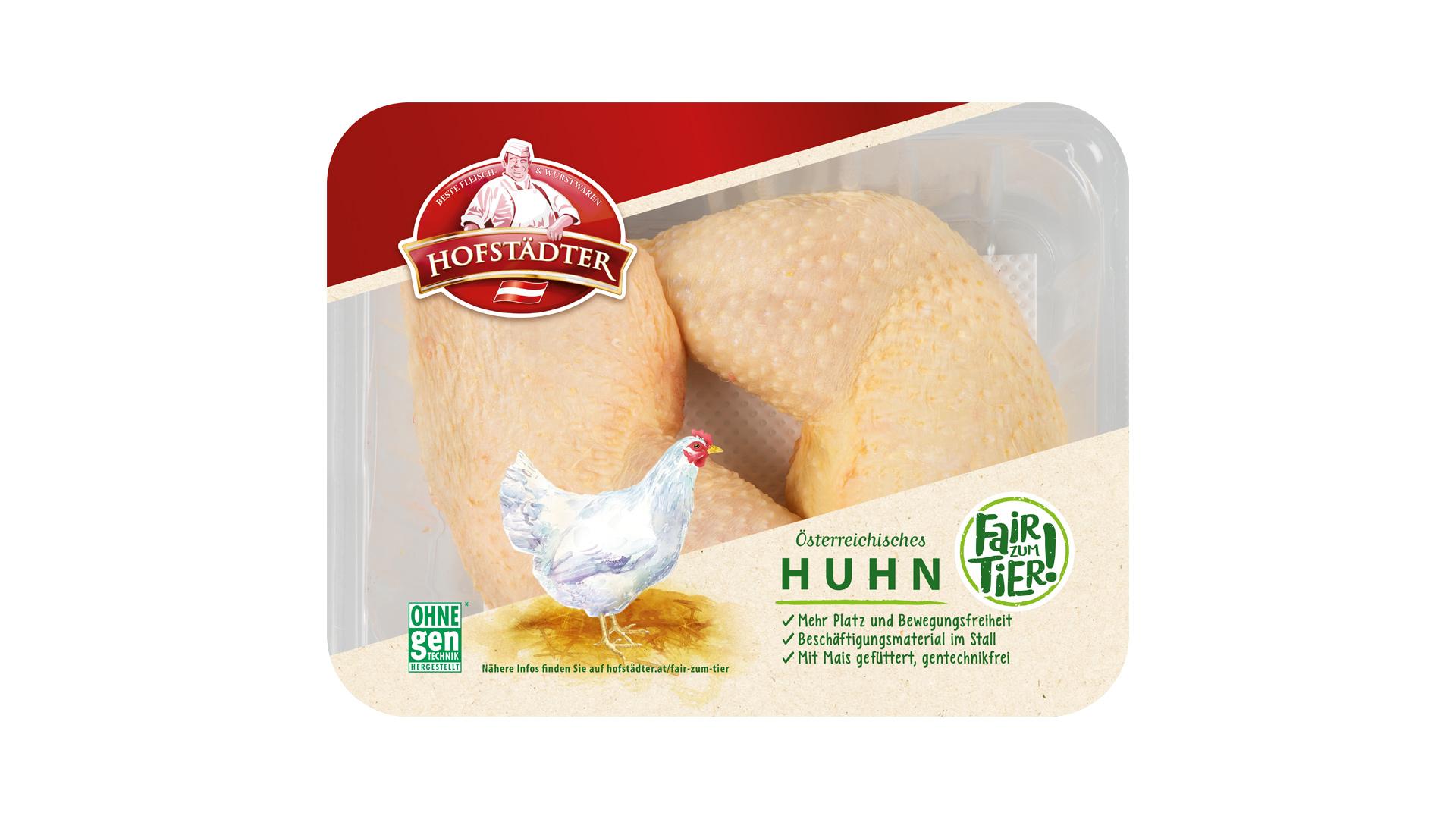 Hofstädter Hühnerkeulen 2 Stück