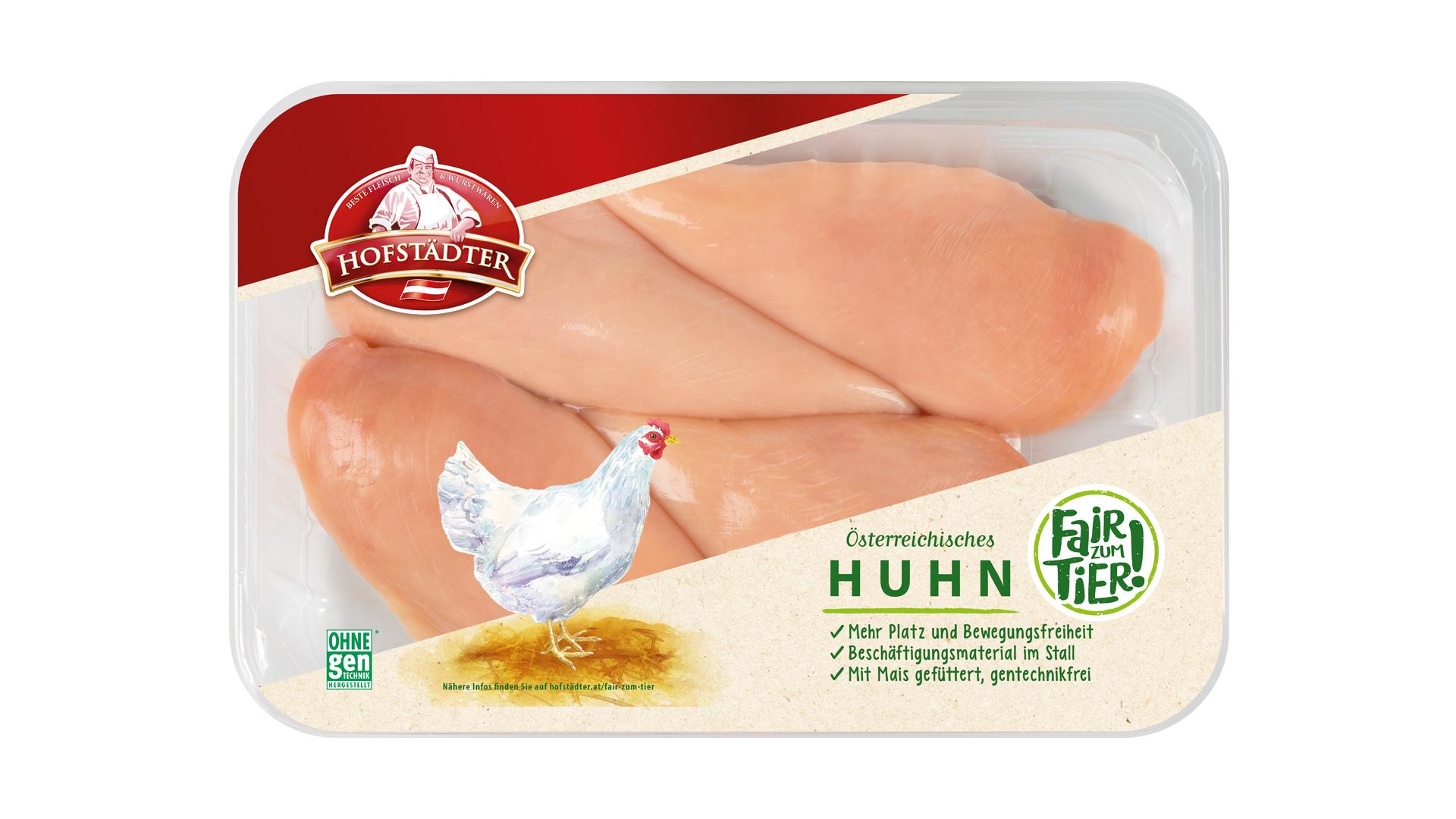 Hofstädter Hühnerfilets 4 Stück