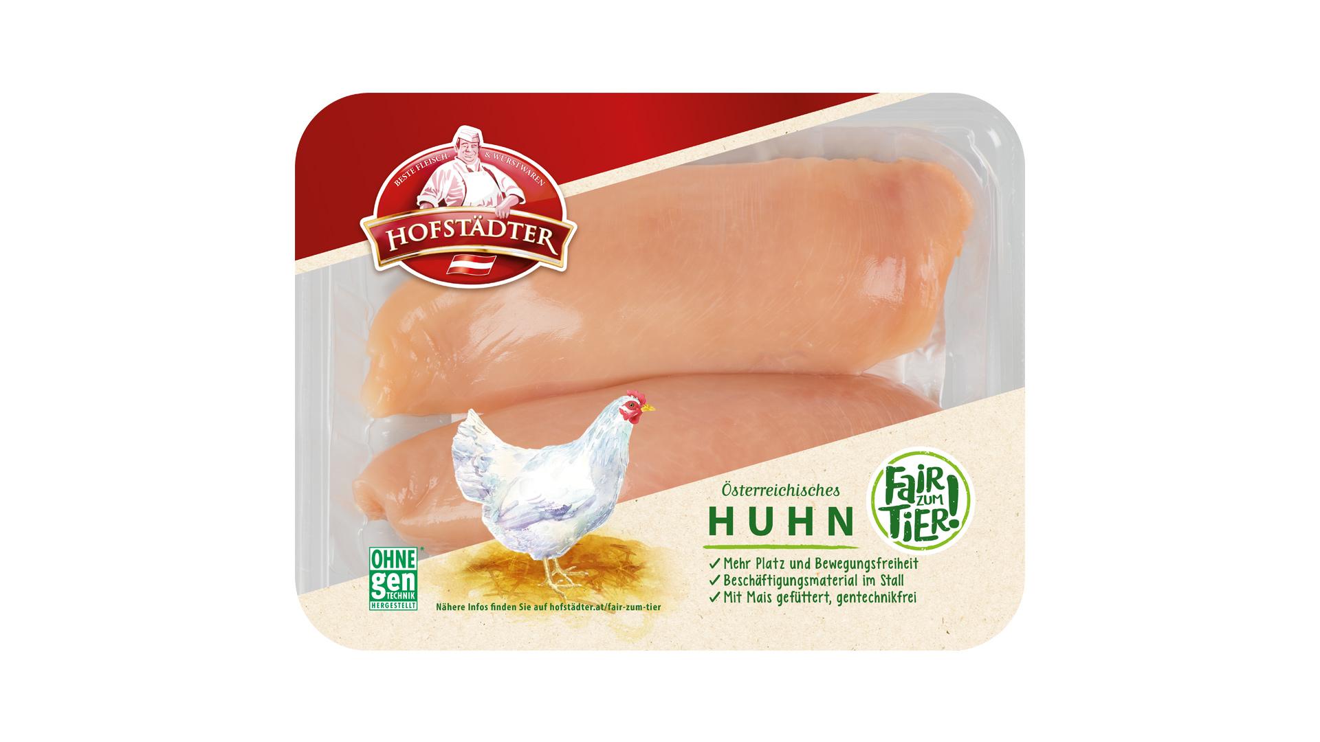Hofstädter Hühnerfilets 2 Stück