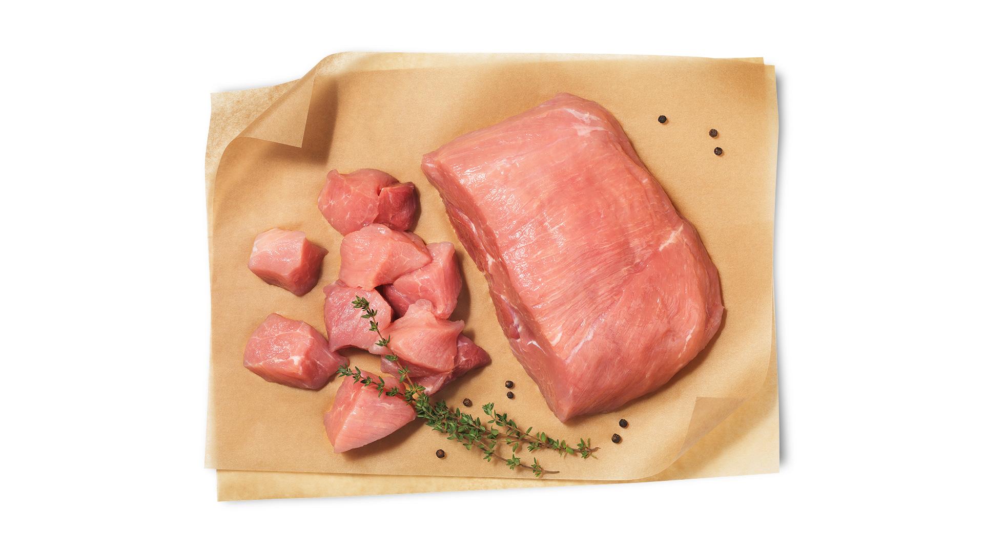 Hofstädter Reisfleisch vom Schwein