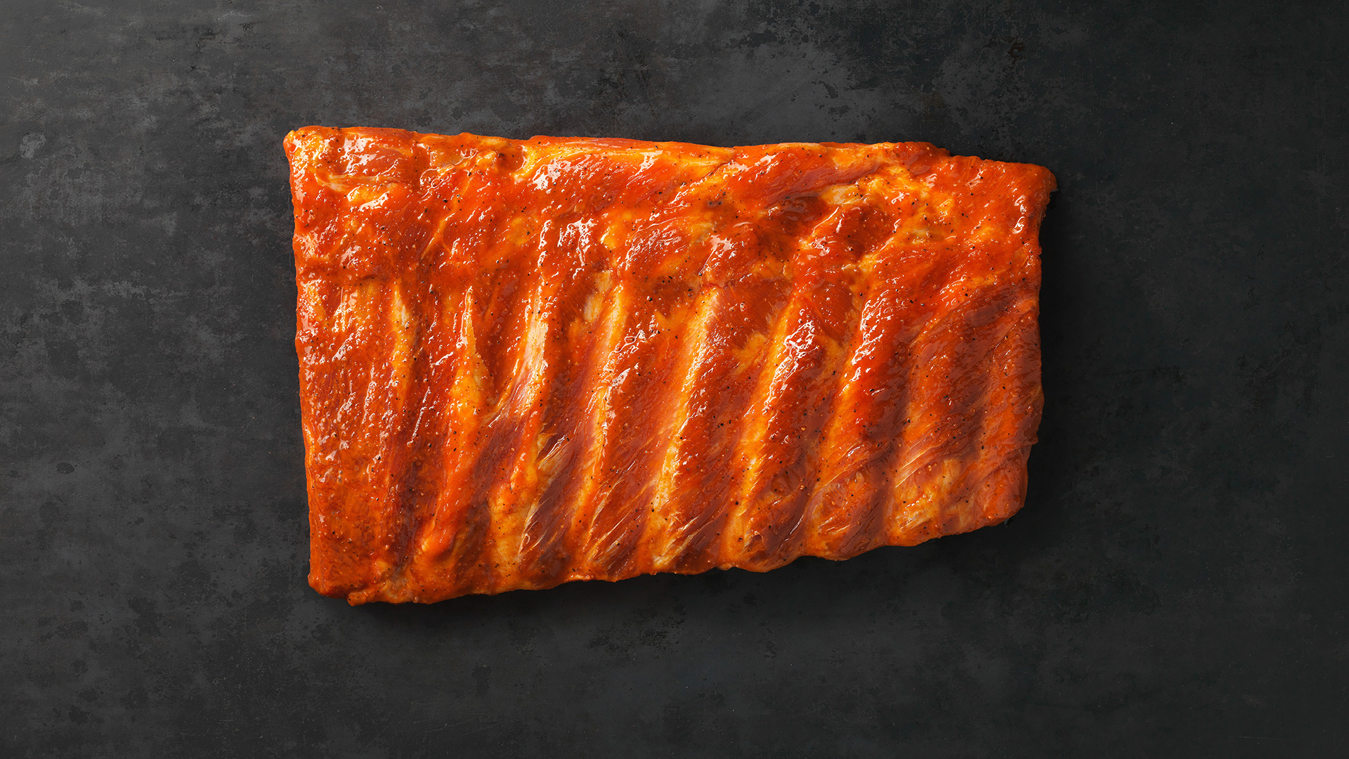 Hofstädter St. Louis Cut Ribs BBQ