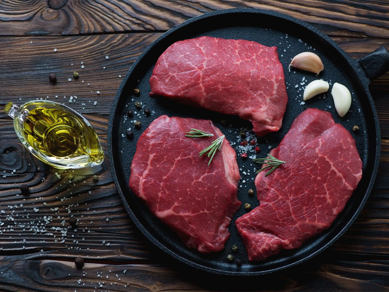 Steaks grillen Contentbild