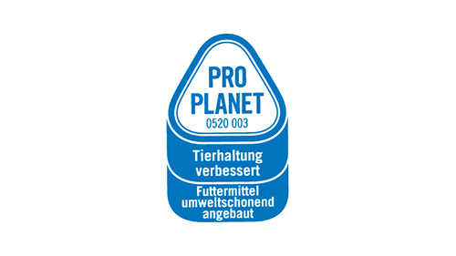 Pro Planet Label