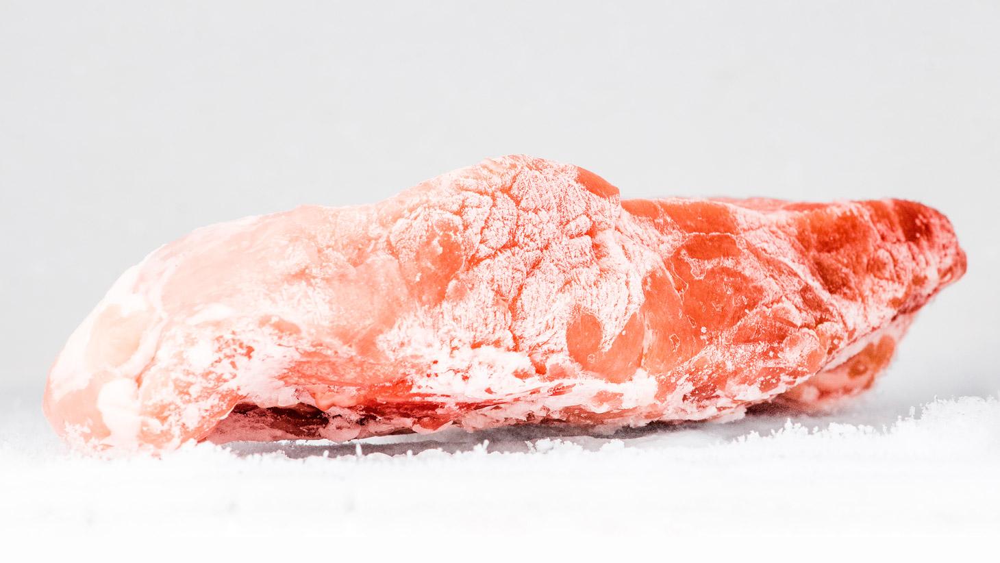 Fleisch einfrieren