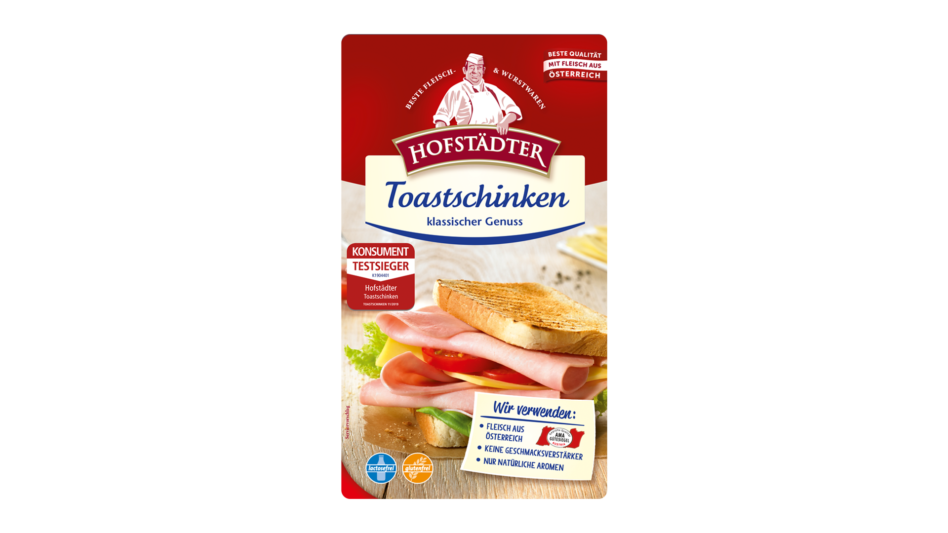 Hofstädter Toastschinken