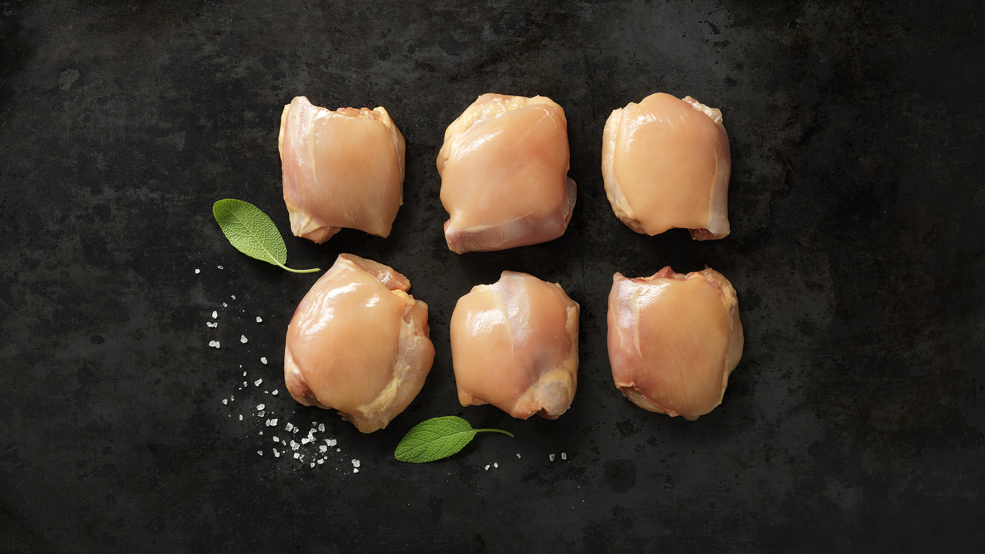 Hofstädter Hühneroberkeulenfilet ohne Haut