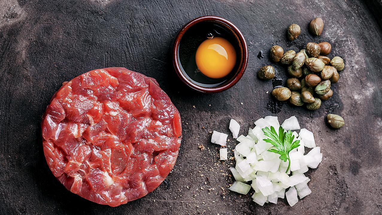 Rohes Fleisch_Content_Beef Tatar