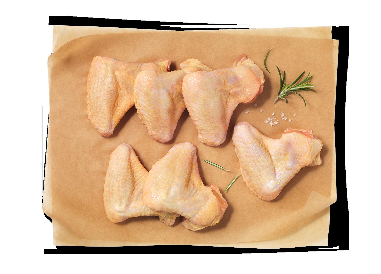 Hofstädter Hühnerflügerl