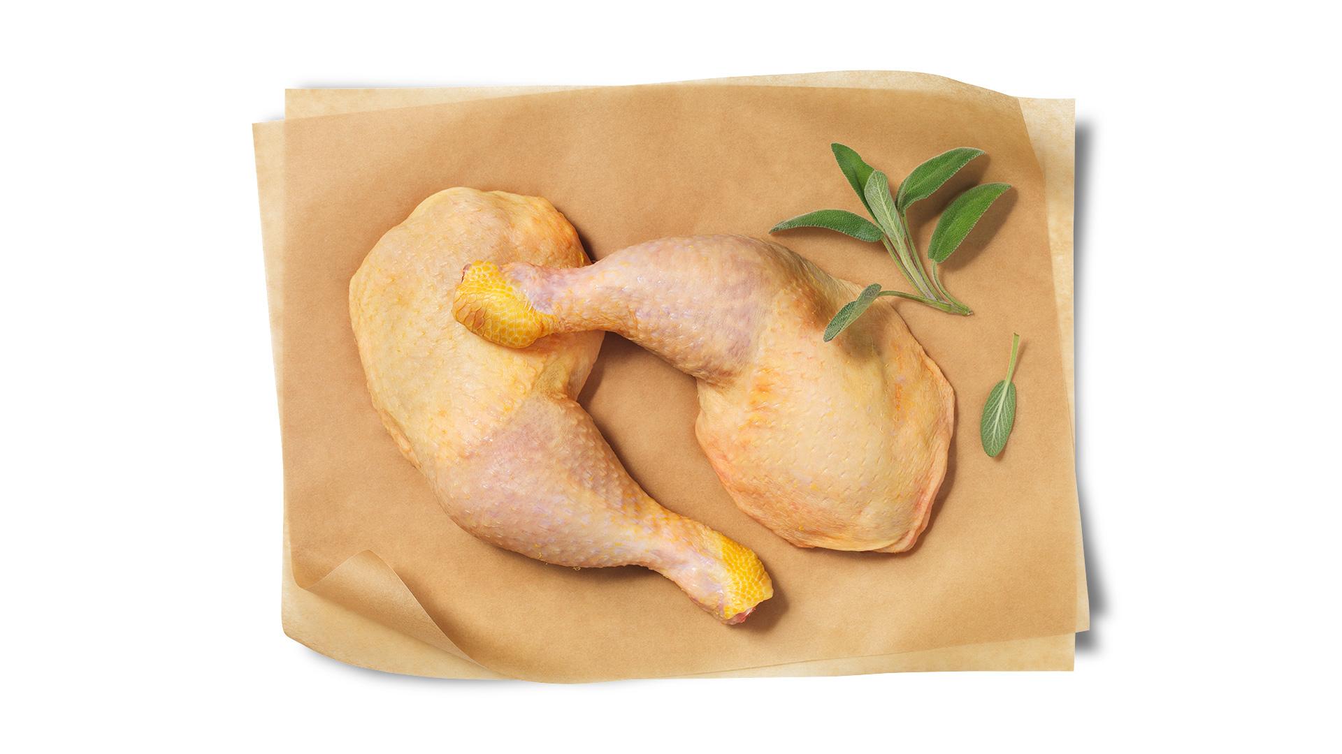 Hofstädter Hühnerkeulen