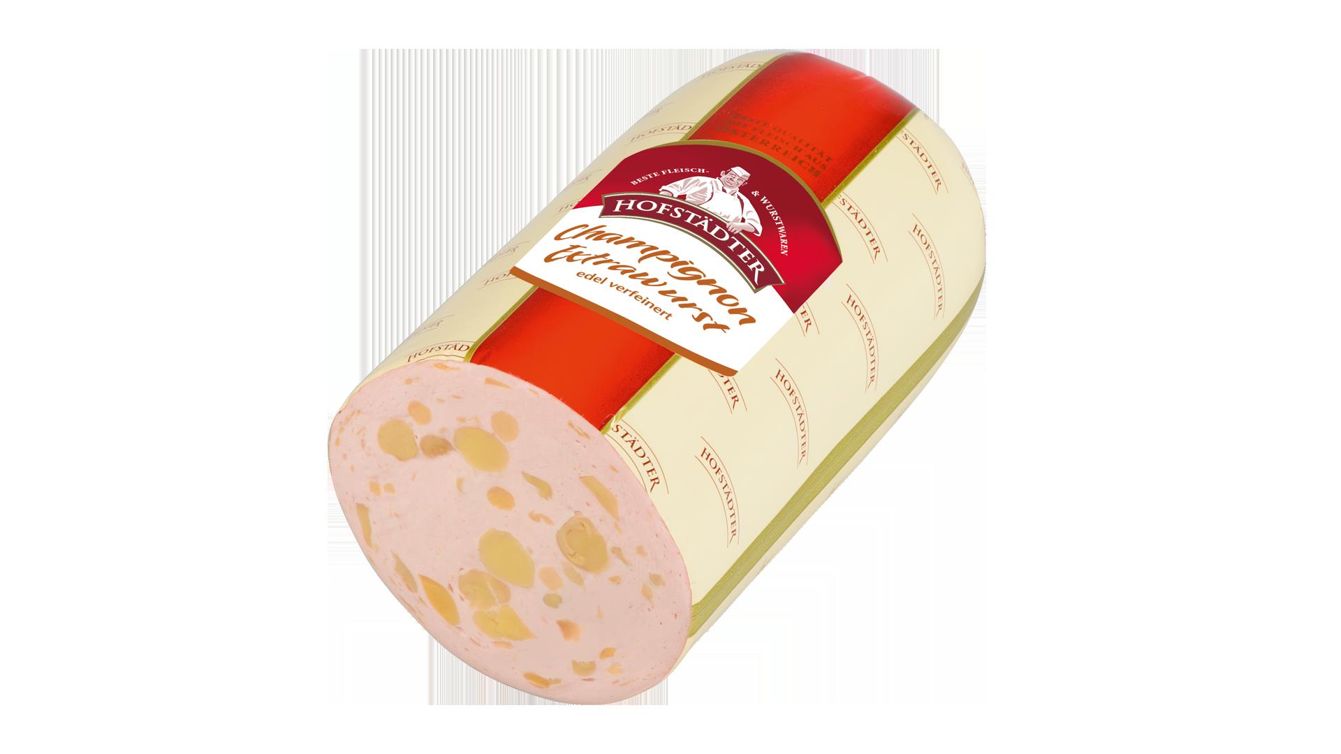 Hofstädter Champignonwurst