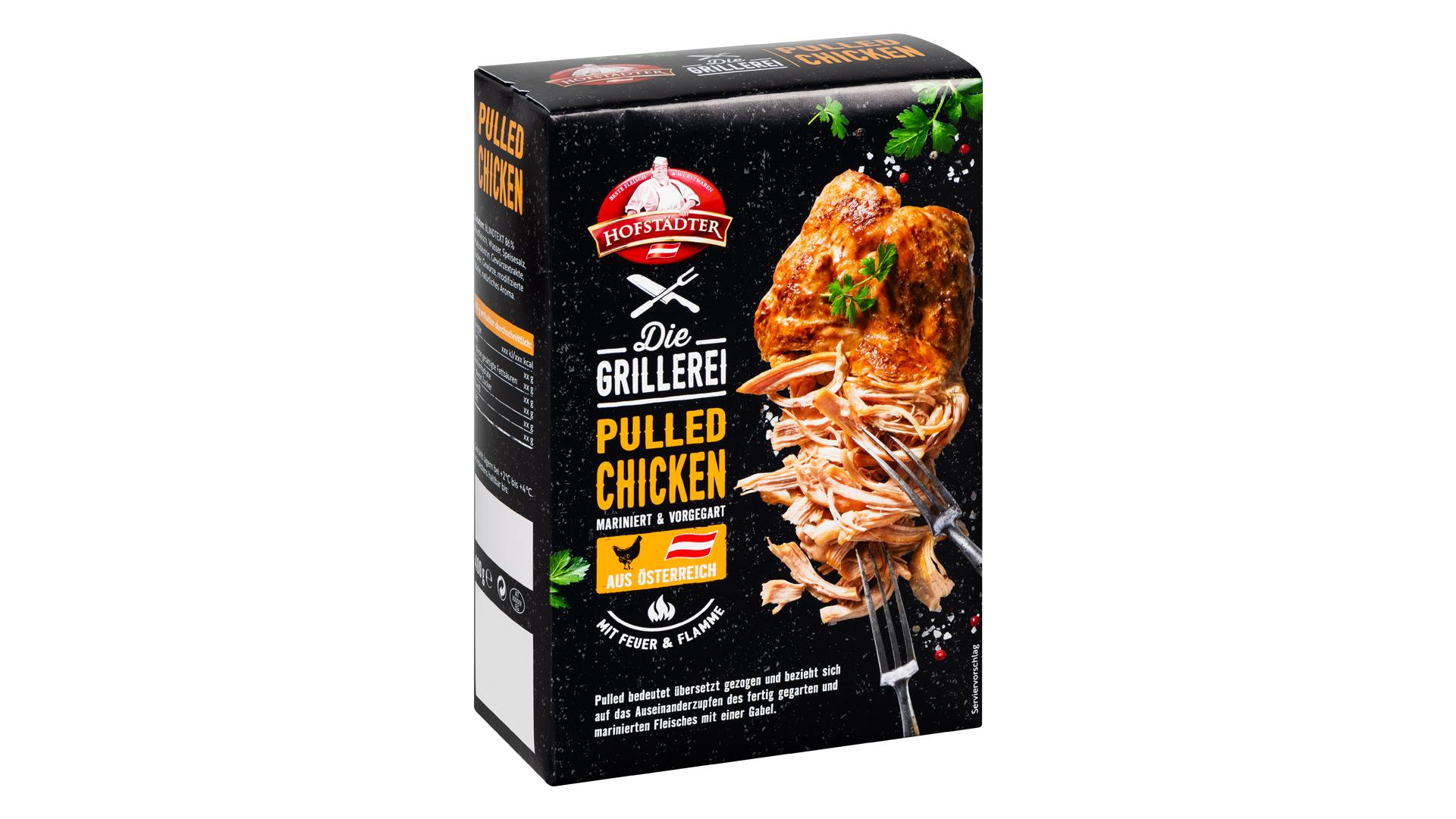 Hofstädter Pulled Chicken