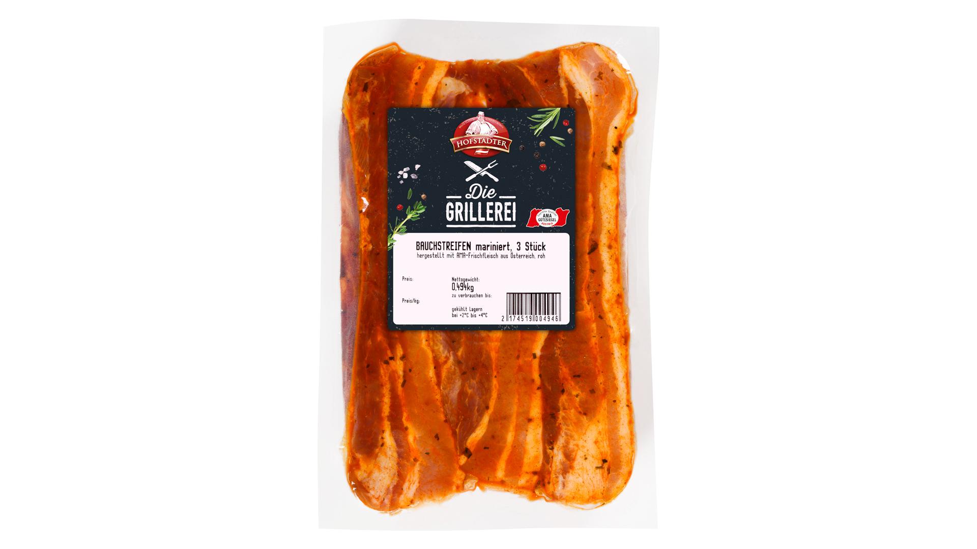Hofstädter Bauchfleisch mit Classic Marinade