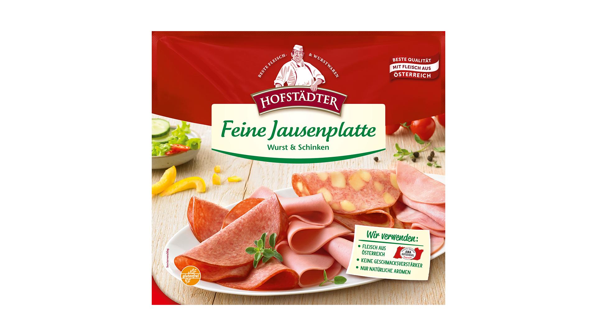 Hofstädter Feine Jausenplatte
