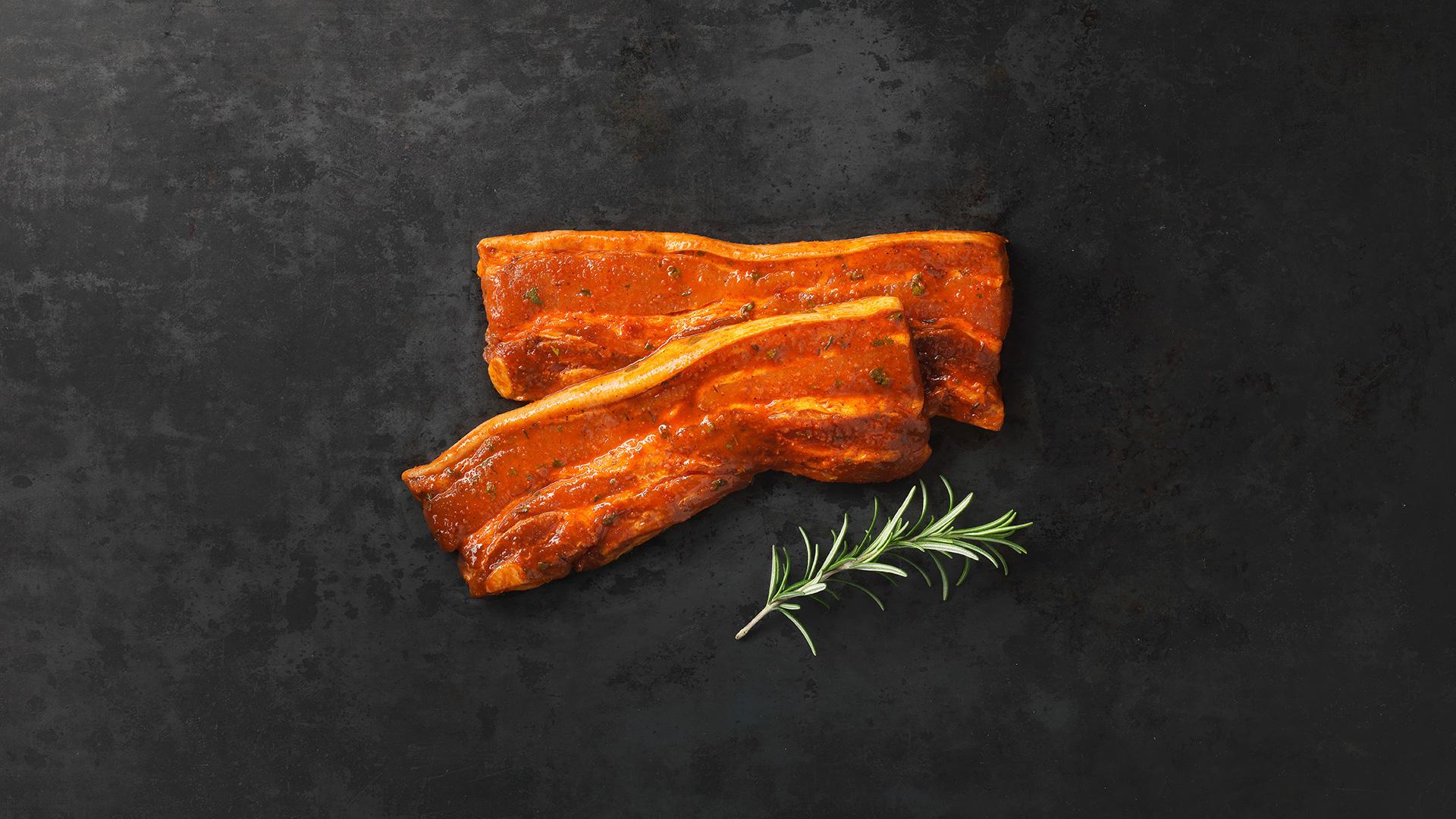 Hofstädter Bauchfleisch mariniert mit Classic Marinade