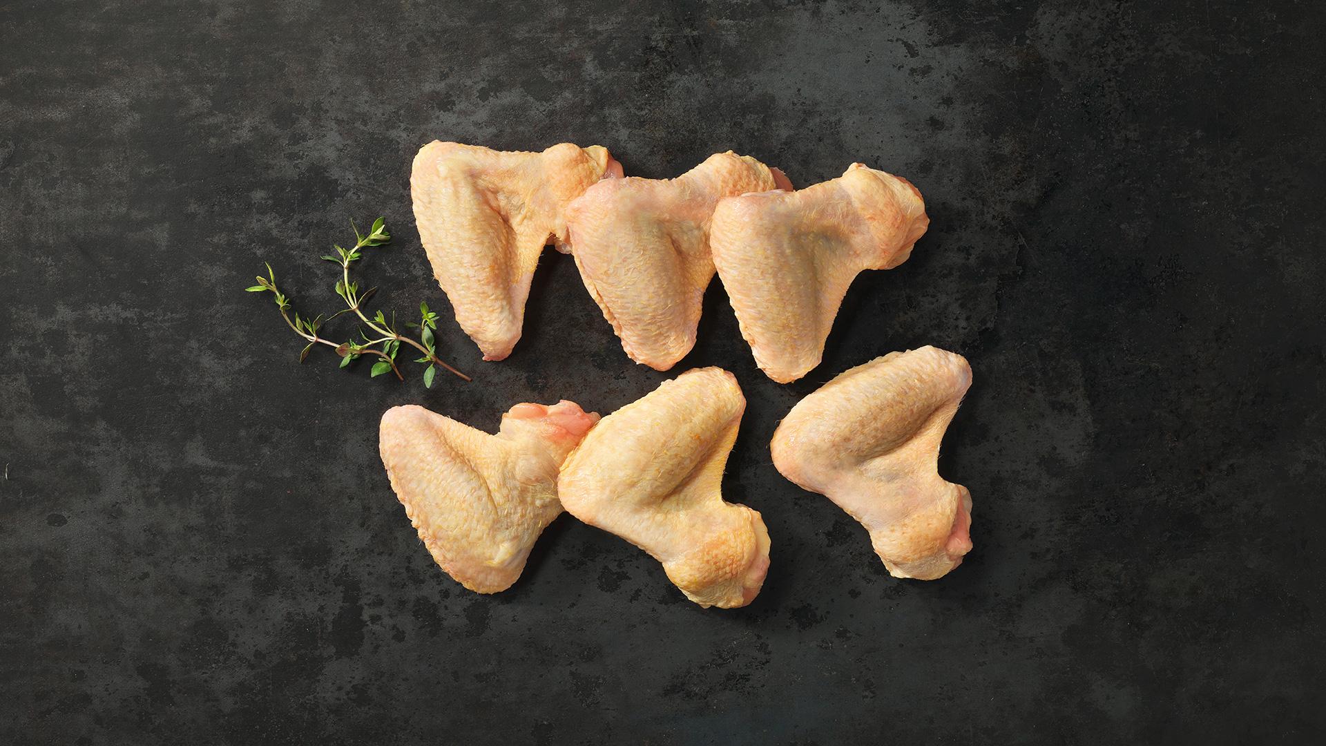 Hofstädter Hühner Flügerl natur