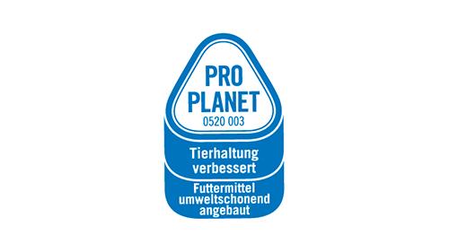 Pro Planet Label
