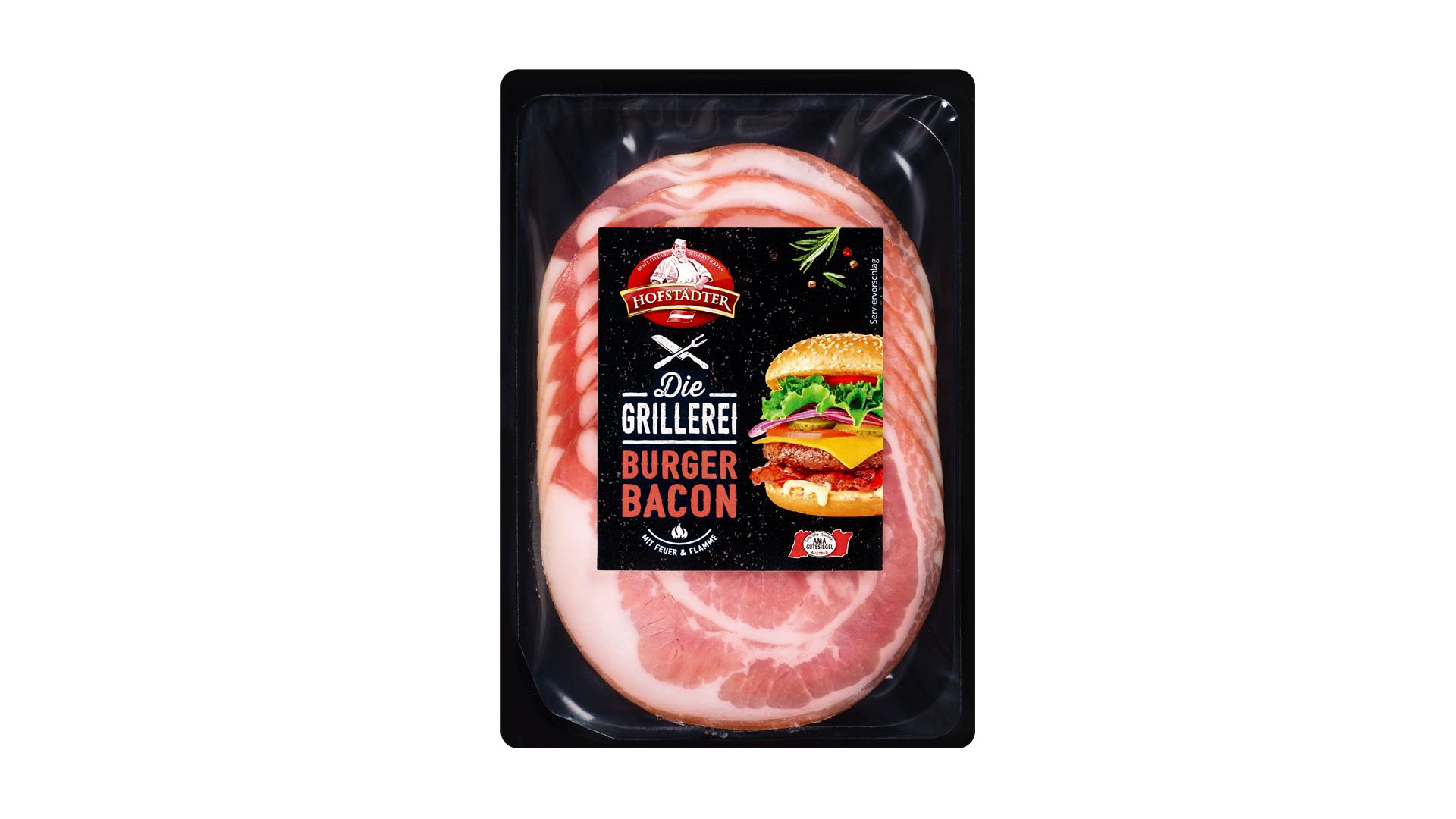 Hofstädter Burger Bacon