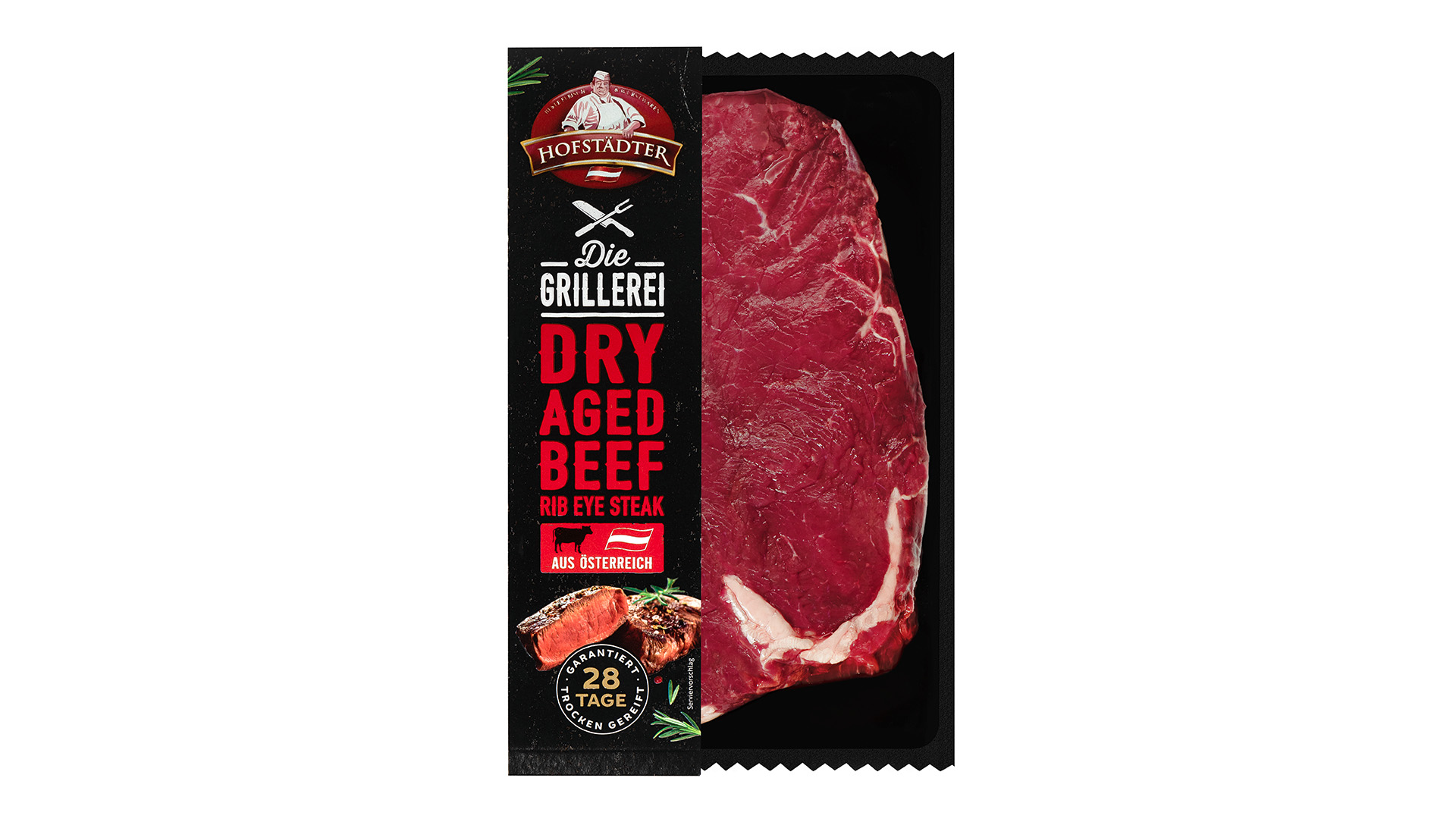 Hofstädter Dry Aged Rib Eye Steak